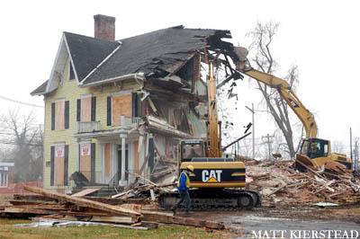 Hudson Valley Ruins Hudson Valley Demolition Alert