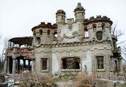Hudson Valley Ruins Bannerman S Island Arsenal