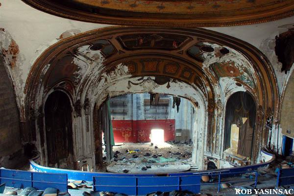 HVR: Eastown Theater, ...