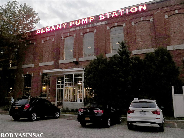 Albany Pump Station Tours