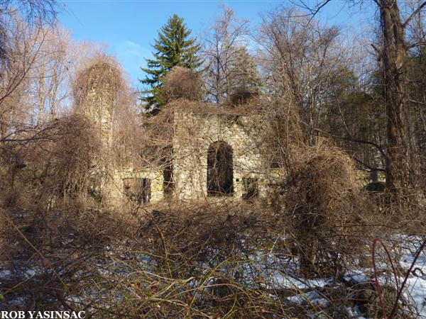 Hudson Valley Ruins: Northgate, the Stern / Cornish Estate by Rob ...