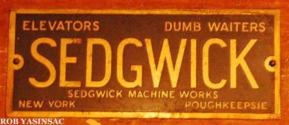 sedgwick machine works