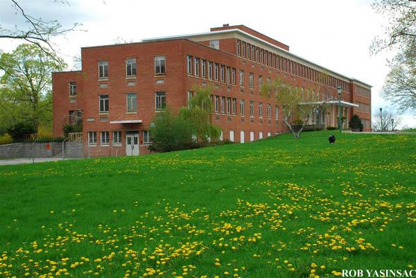 Texaco Beacon Research Laboratory