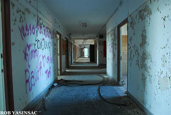 Hvr Hudson River State Hospital Cheney Building